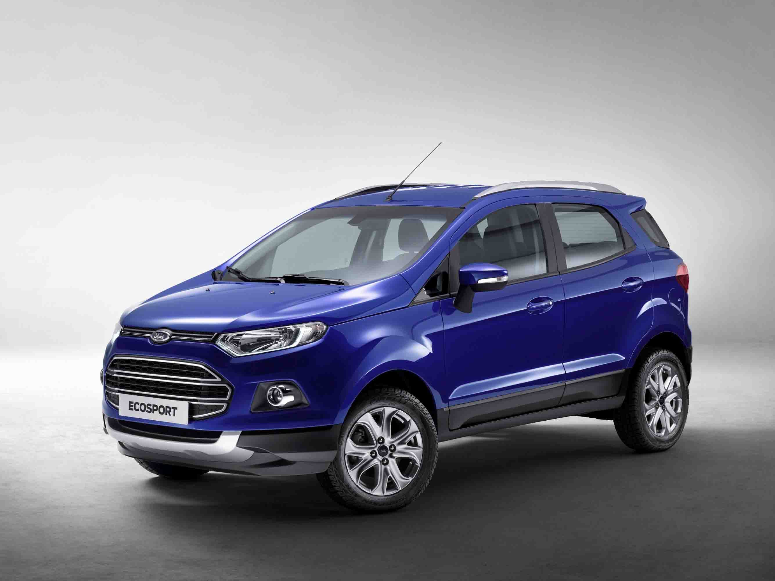 ford ecosport india price review images ford cars. Black Bedroom Furniture Sets. Home Design Ideas