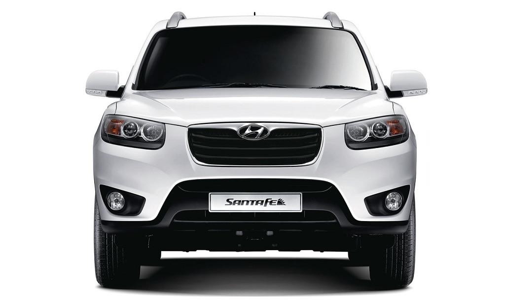 Hyundai santa fe india price review images hyundai cars for Premier motors santa fe