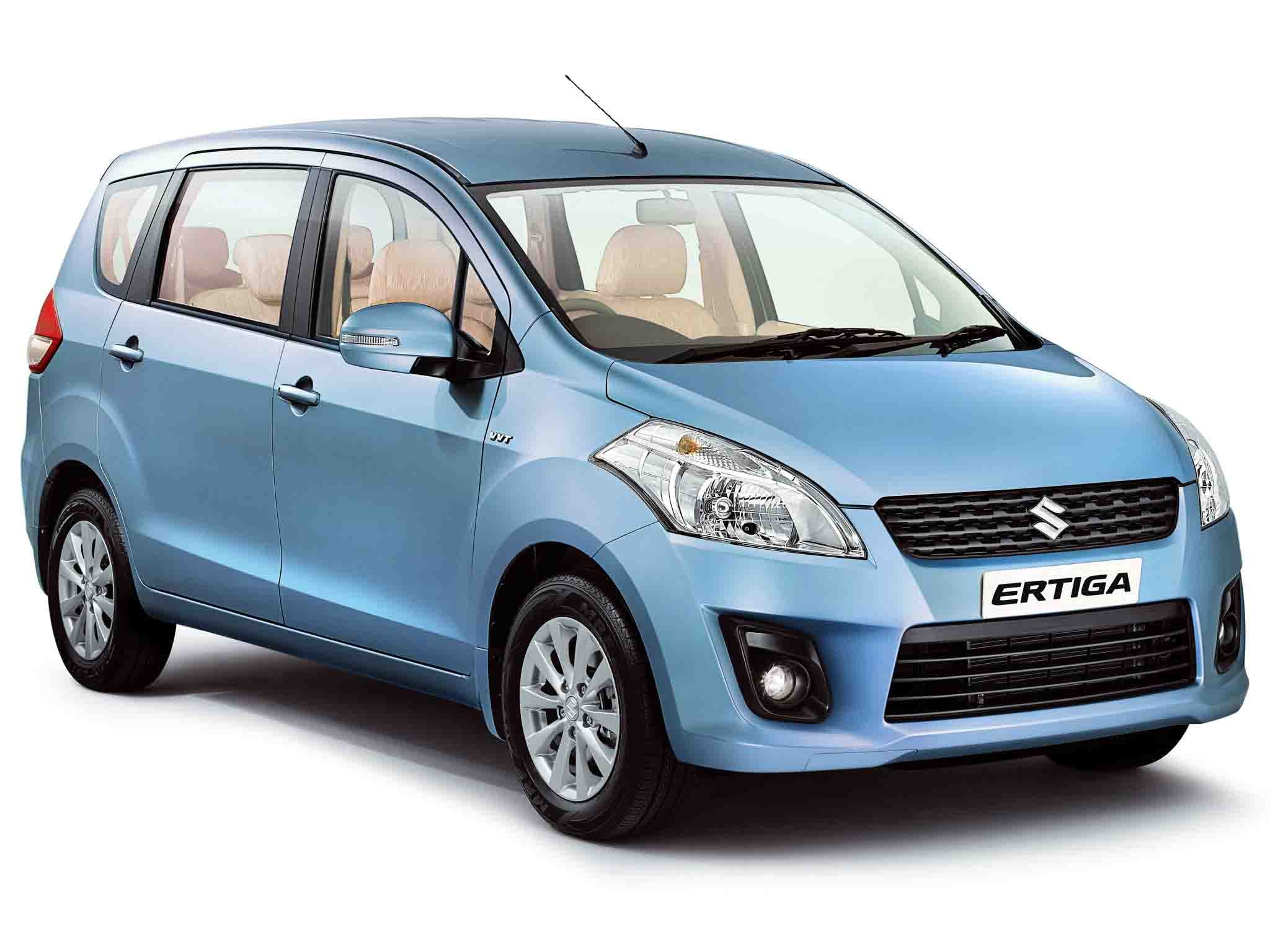 maruti suzuki ertiga india price review images maruti