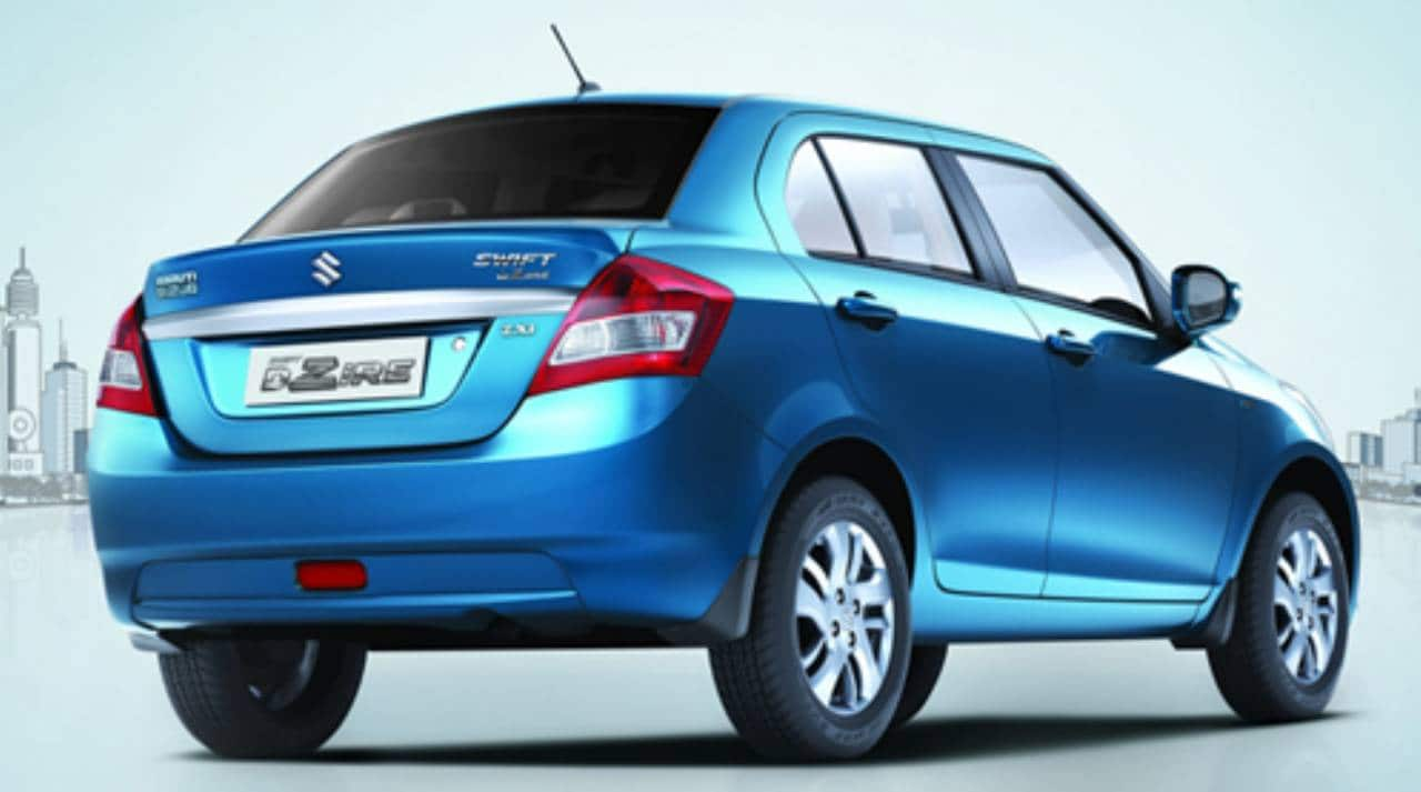 Maruti Suzuki Swift Dzire India Price Review Images