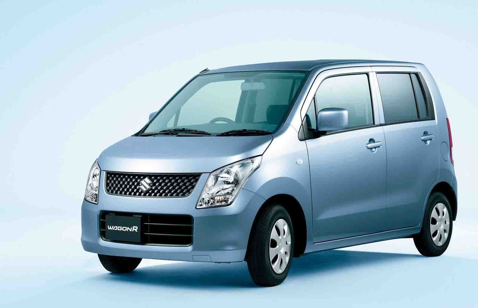 Maruti Suzuki Wagon R India Price Review Images