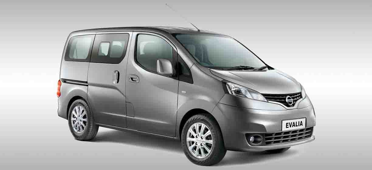 Nissan Evalia Xv Price In India Features Car Specifications Review