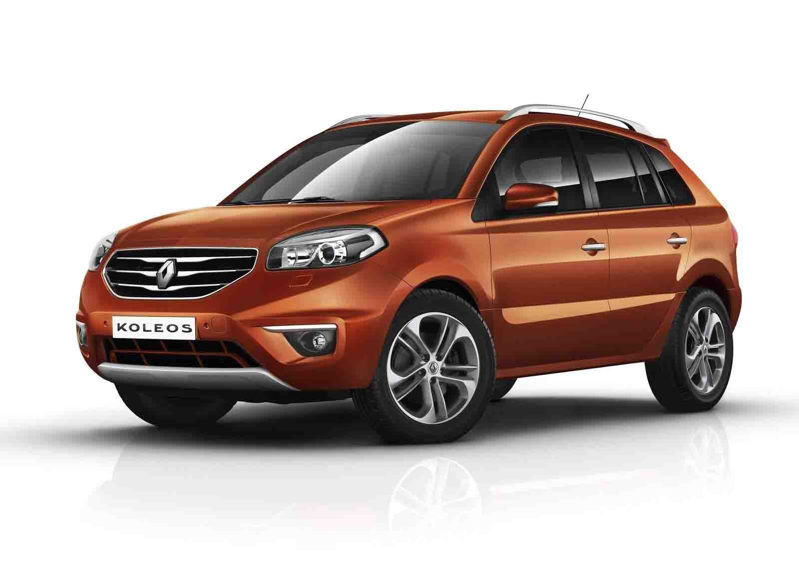 Renault Koleos Price In India Review Images Renault Cars