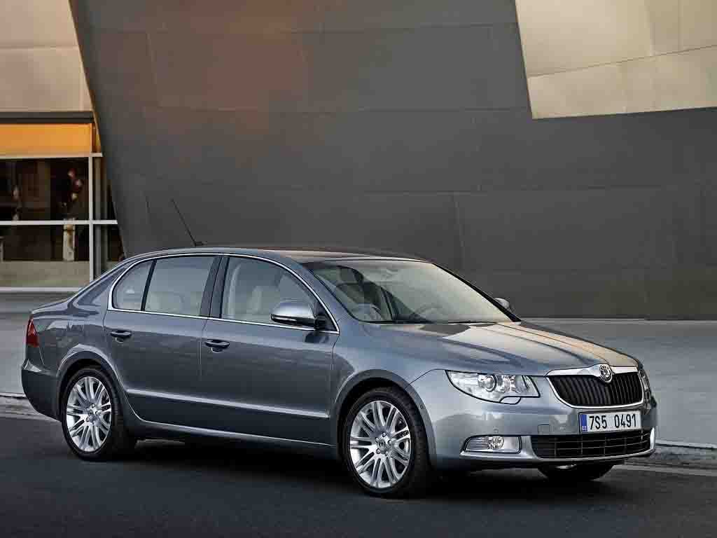 skoda superb india price review images skoda cars. Black Bedroom Furniture Sets. Home Design Ideas
