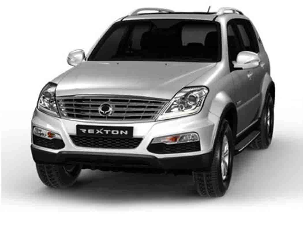 Ssangyong Rexton India Price Review Images Ssangyong Cars