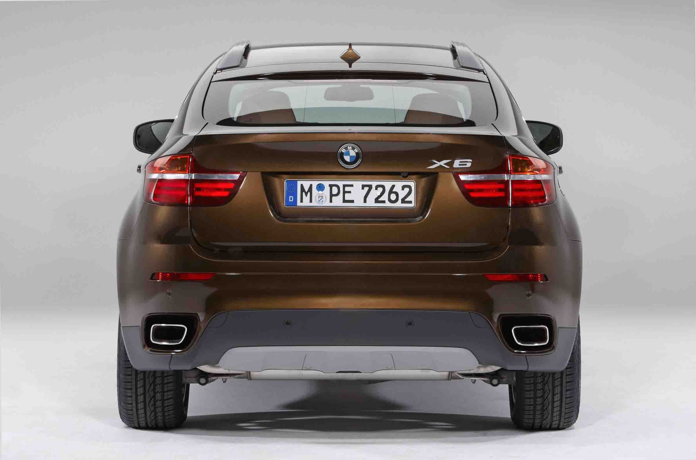Bmw X6 India Price Review Images Bmw Cars