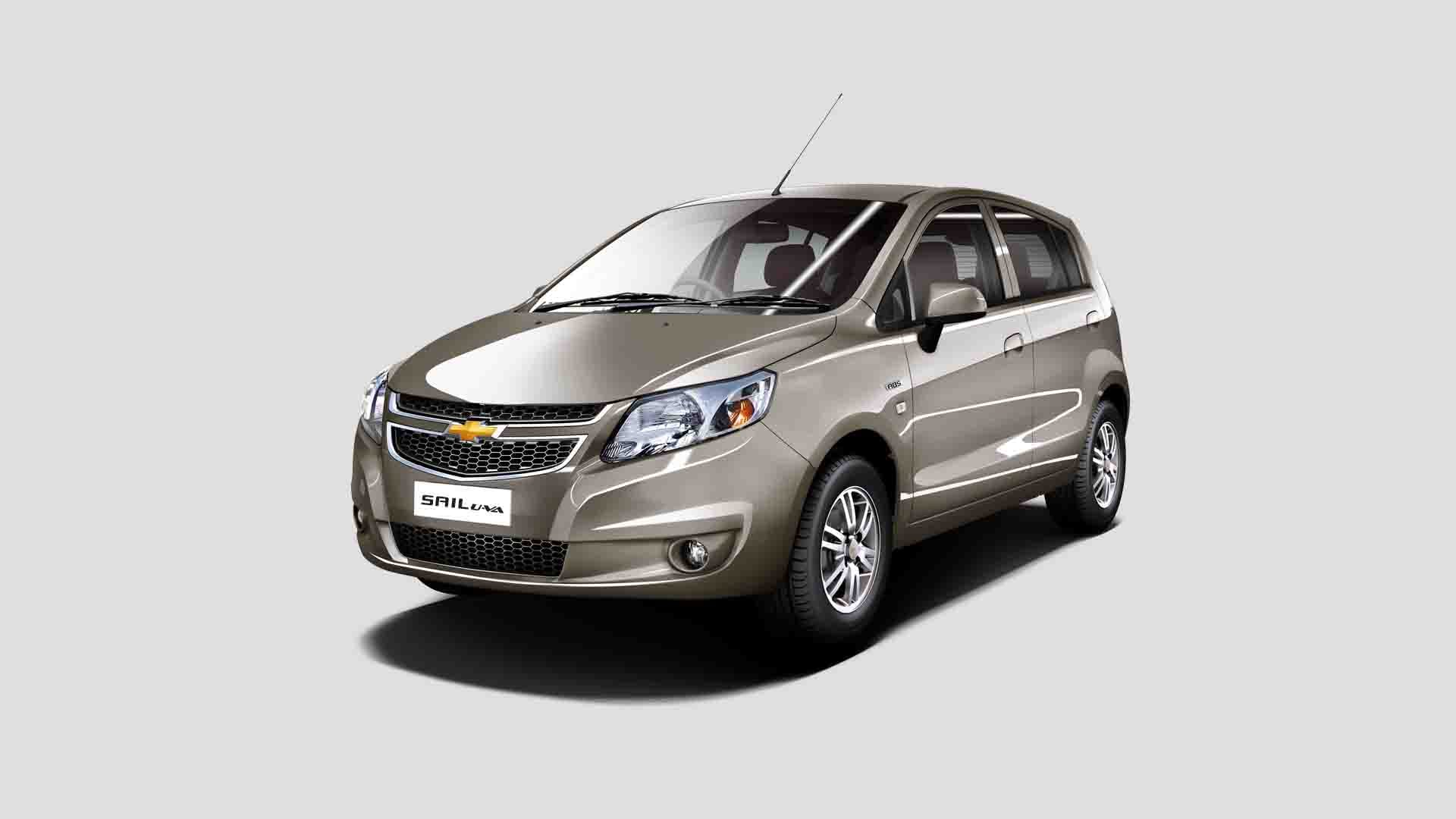 Chevrolet Sail UVA India, Price, Review, Images ...