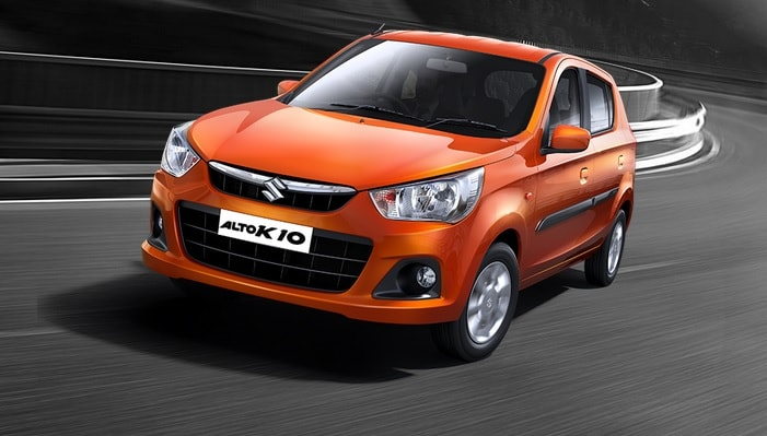 New Alto K10 Price in Kerala New Maruti Alto K10