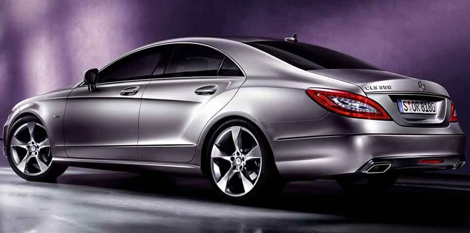 mercedes cls 350 price in india