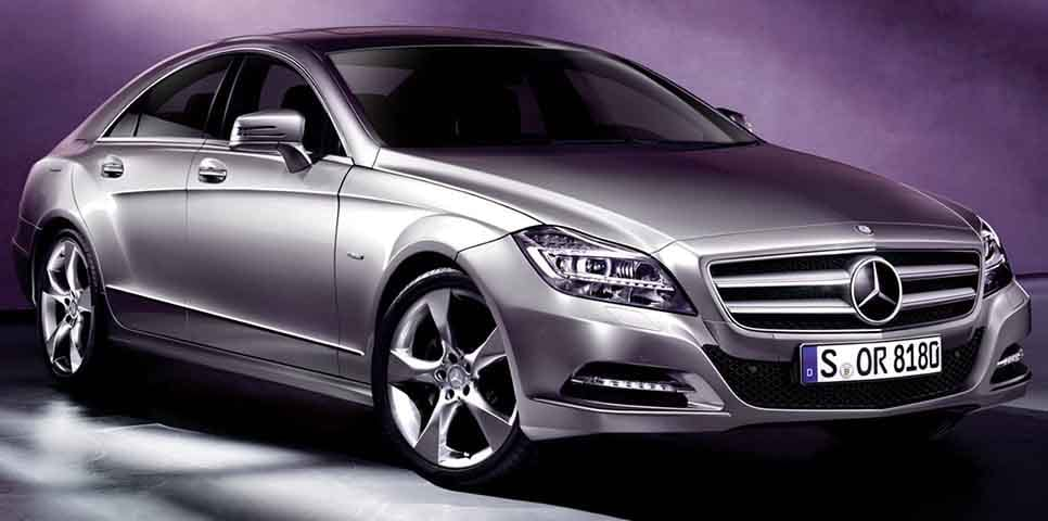Mercedes benz cls class price in india review images for Mercedes benz lowest price