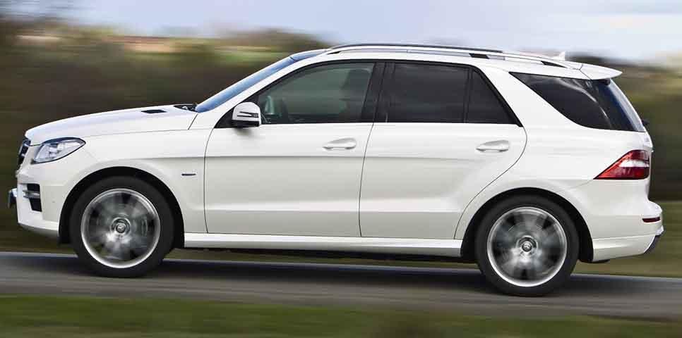 Mercedes benz m class ml 250 cdi blueefficiency 4matic for Mercedes benz ml class 350 cdi price in india
