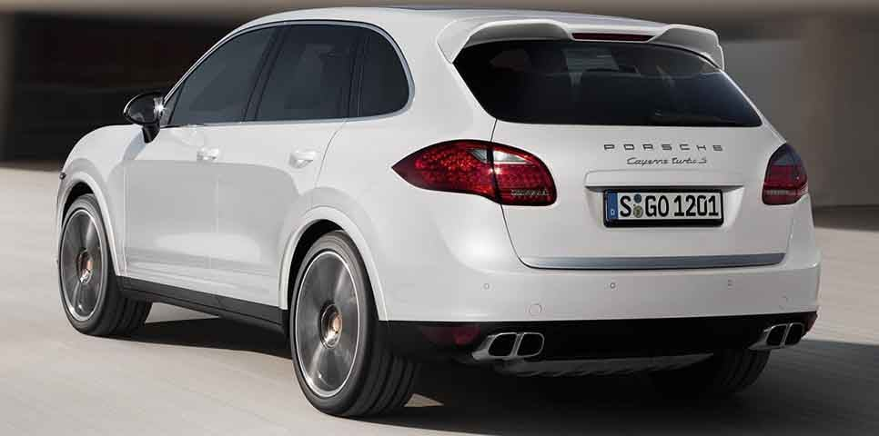 Porsche Cayenne Turbo Price In India Features Car