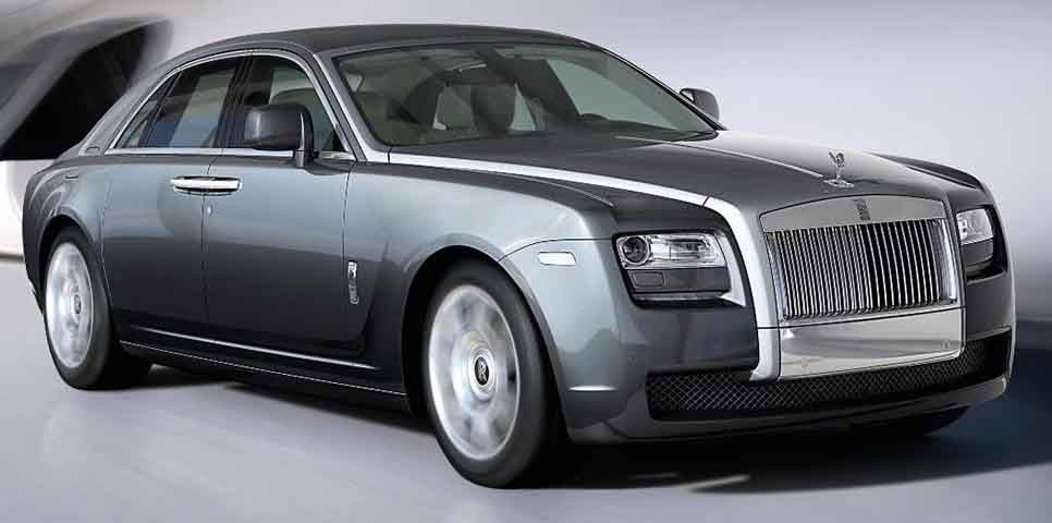 Rolls-Royce Ghost India, Price, Review, Images - Rolls ...