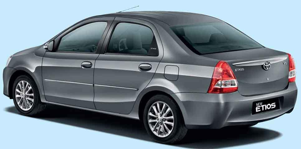 Toyota Etios Gd Price In India Features Car