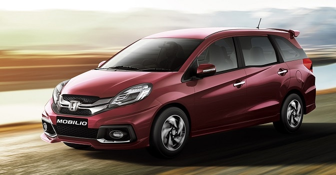 Honda Mobilio India Price Review Images Honda Cars