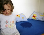 Is your child wetting the bed?