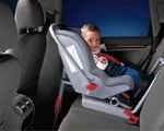 Children to be kept in rear-facing car seats till 2 years
