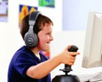 Even video games can make children lose weight