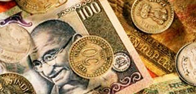 Rupee weakens against dollar tracking shares