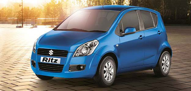 Maruti launches new diesel Ritz at Rs 5.31 lakh