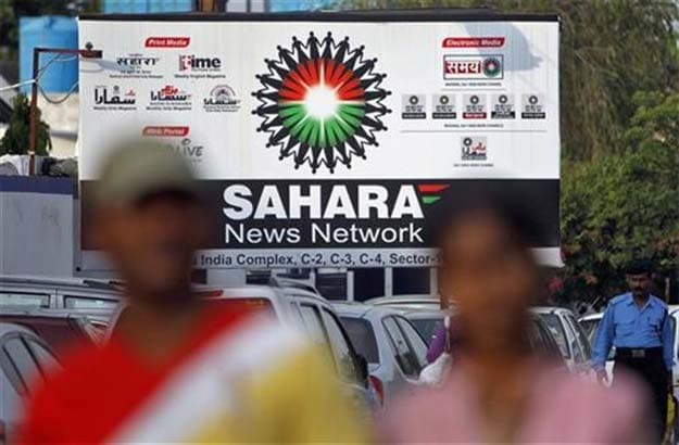 Supreme Court issues contempt notice to Sahara companies