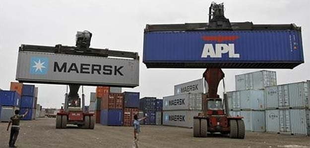 Trade deficit eases marginally in November