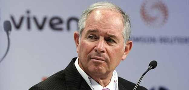 Blackstone Group co-founder Stephen A. Schwarzman