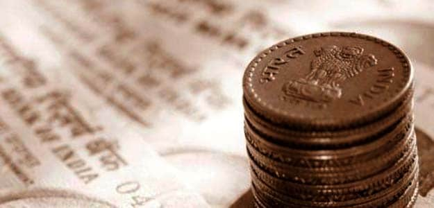 Rupee at one-month low; Sensex falls