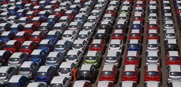 Car sales fall 8 per cent in November, outlook grim