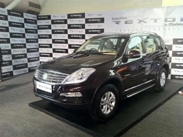 new car launches by mahindraMahindra Rexton launched at Rs 1767 lakh  NDTV Profit