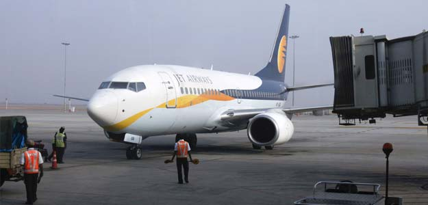 Jet Airways shares surge on report of stake sale