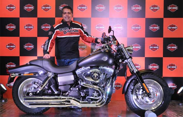 Harley-Davidson launches Fat Bob at Rs 12.80 lakh