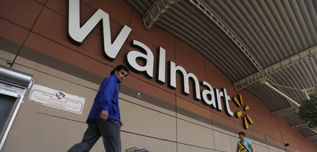 Wal-Mart lobby bill hits Rs 125 crore on India entry, other cases