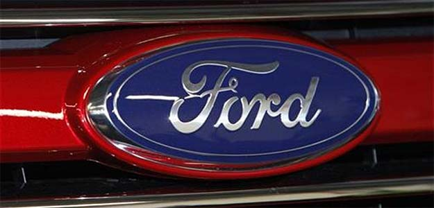 Ford cuts CEO's pay as company falls short of targets