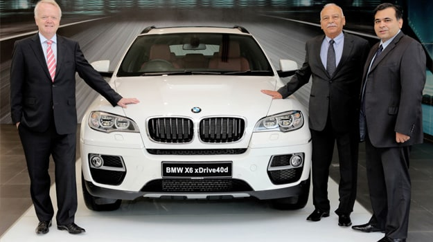 BMW launches new X6 crossover for Rs 79 lakh as Audi nips at its heels