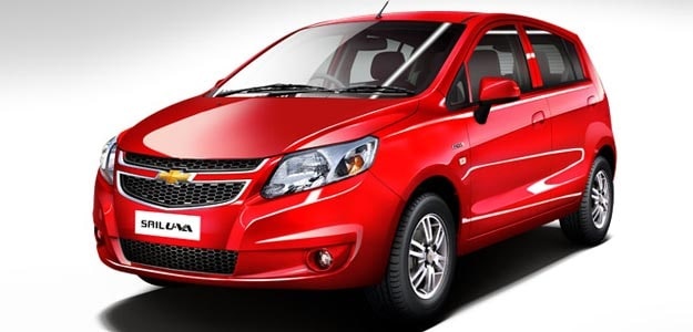 General Motors launches hatchback Sail U-VA at Rs 4.44 lakh