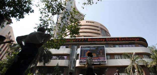 Sensex surges 25.7 per cent in 2012; best in three years