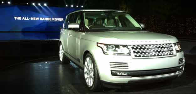 JLR launches fourth-generation Range Rover at Rs 1.72 crore