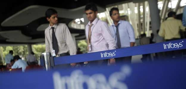 Global competition, legislations may impact revenues: Infosys
