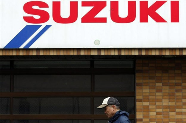 Suzuki Motorcycle sales up 14 per cent in January