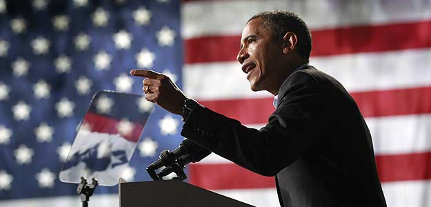US 'fiscal cliff' talks turn sour, Obama threatens veto