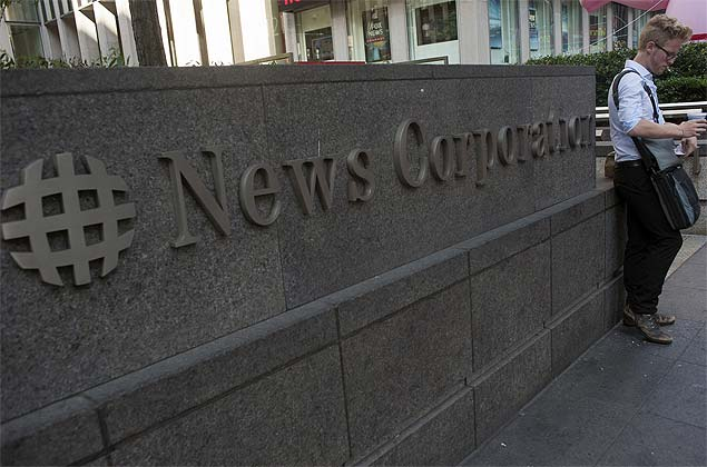 News Corp says publishing wing lost money