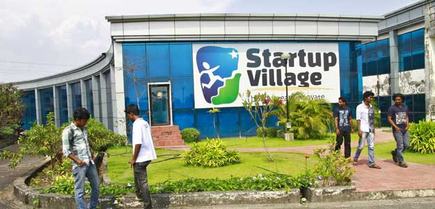 India sets up seaside 'village' to nurture start-ups