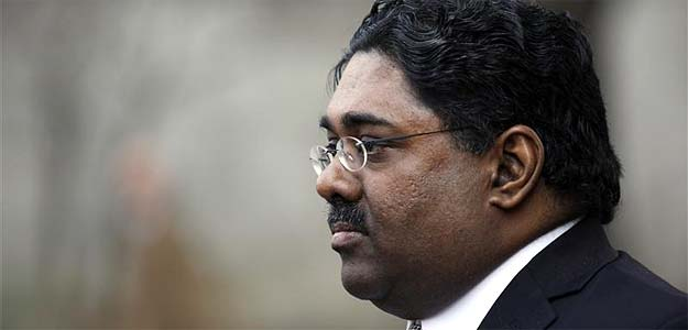 Raj Rajaratnam agrees to pay $1.5 million in civil lawsuit