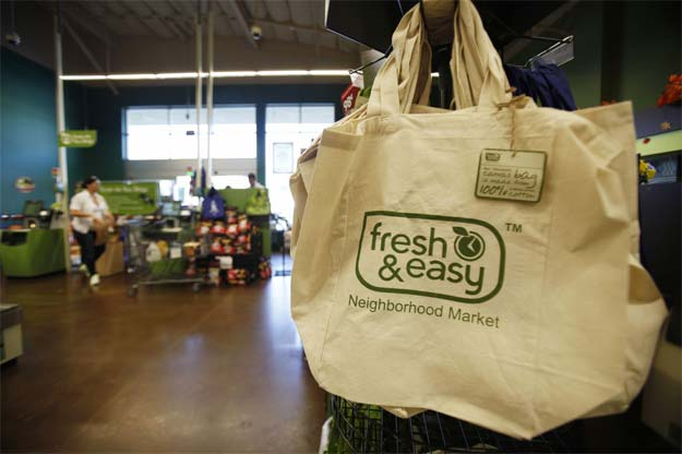 Britain's Tesco launches strategic review of US chain Fresh & Easy