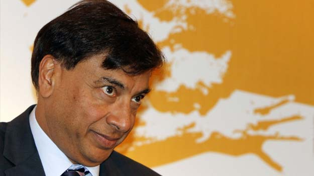 Lakshmi Mittal tumbles to 4th position on Sunday Times Rich List 2013