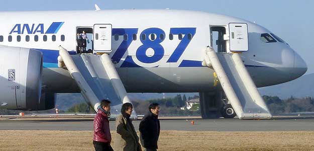 Investigators probe Boeing 787 battery maker