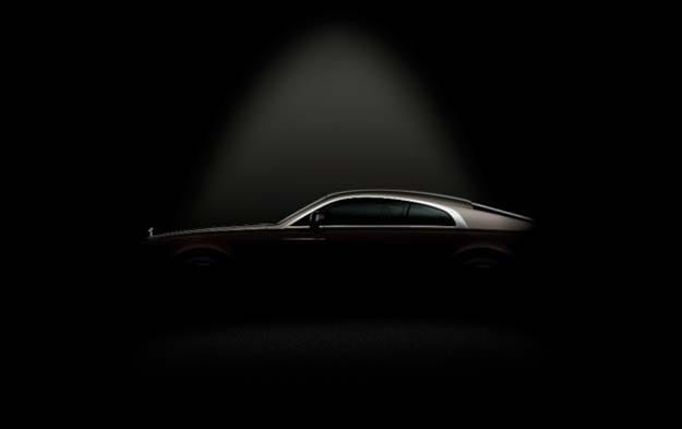 Return of Rolls Royce's Wraith