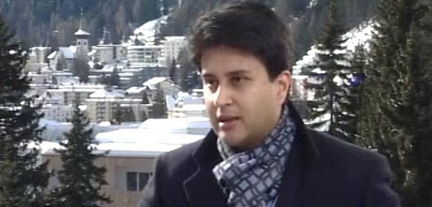 India is a shining star, will emerge stronger in one year, says Jyotiraditya Scindia at Davos