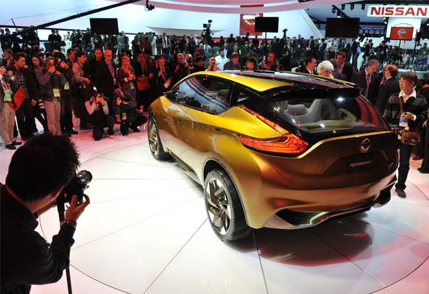 Carmakers get creative with crossovers as SUV alternative